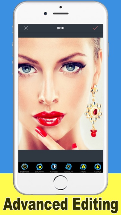Beautiful Moment Camera app image