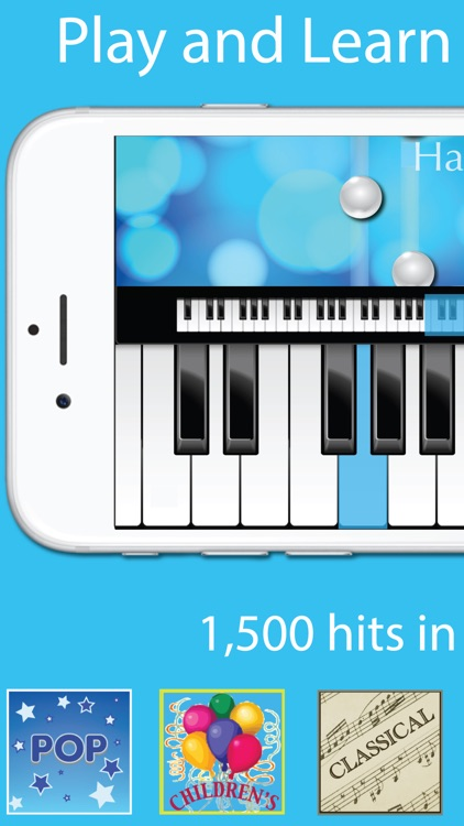 Piano Free with Songs