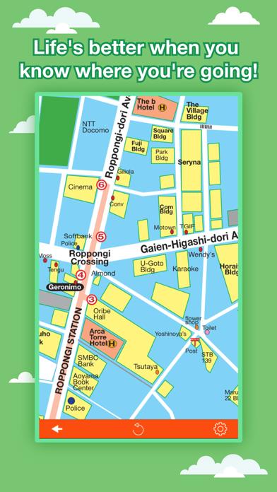Tokyoシティマップス - ニューヨークを TYO を MRT,Bus,Travel Guidesのスクリーンショット5