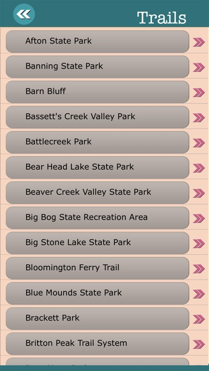 Minnesota State Campgrounds & Hiking Trails screenshot-3