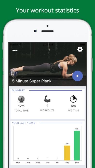 5 Min Super Plank Workout Challenge PRO - Abs,Coreのおすすめ画像2