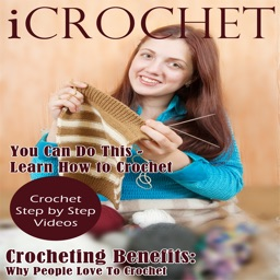 iCrochet - Learn Crochet Magazine