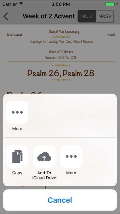 Daily Office Lectionary screenshot-4