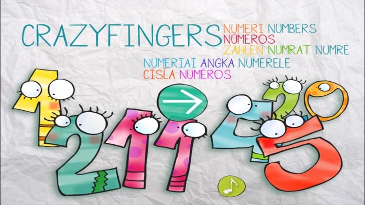 123 Turutu Crazyfingers Numbers