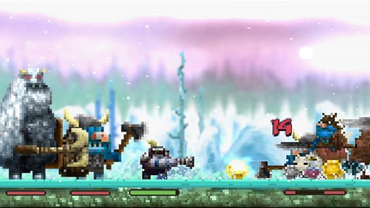 Loot Hero - RPG Grind Runner screenshot-3