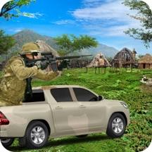 前线射手突击队 - 极端射手游戏 Frontline Shooter Commando Games