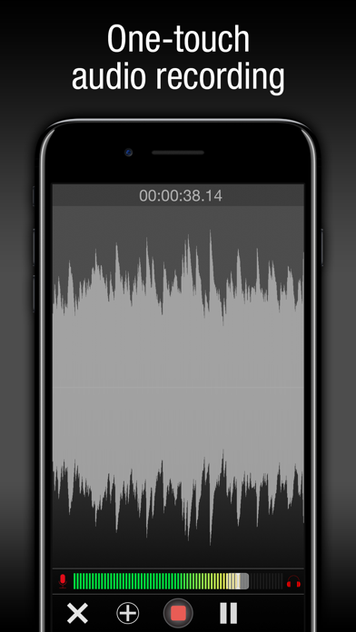 Screenshot #2 pour iRig Recorder LE