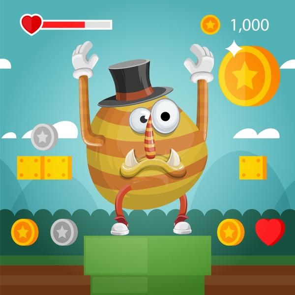 Mr. Potato Monster