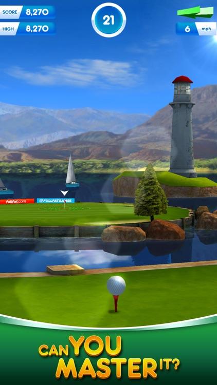 Flick Golf World Tour screenshot-0