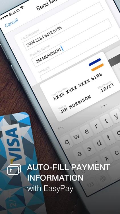 SecureKeyboard — File sharing, custom theme screenshot-3