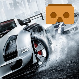 VR Car Racing Game
