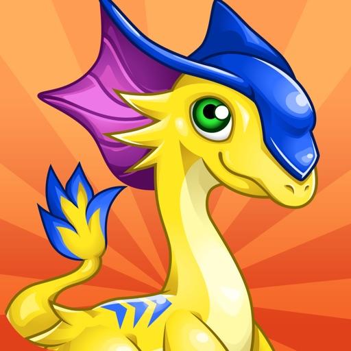Jurassic Story Dragon Games - Dinosaur City Game
