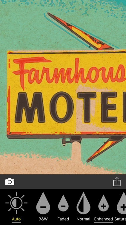 Printed - Vintage Design Photo Filters screenshot-4