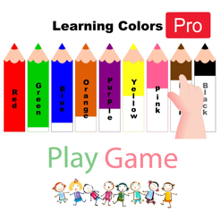 Learnings Colors For Kids Pro 4