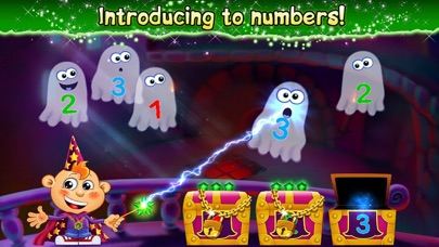 Screenshot for Counting & Numbers. Learning Games For Toddlers in United States App Store