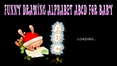 Funny Drawing Alphabet ABC Words For Baby screenshot two