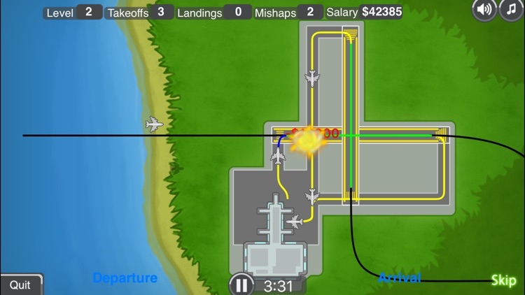 Airport Madness Mobile Lite screenshot-4