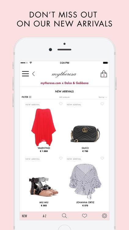 mytheresa.com - Luxury Fashion