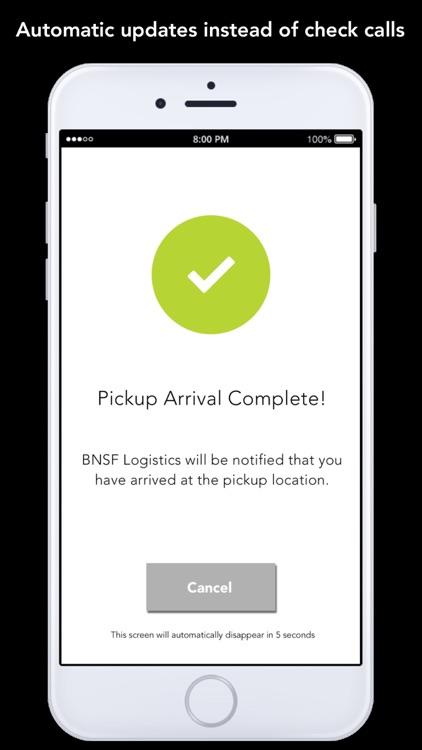 BNSF Logistics Mobile App