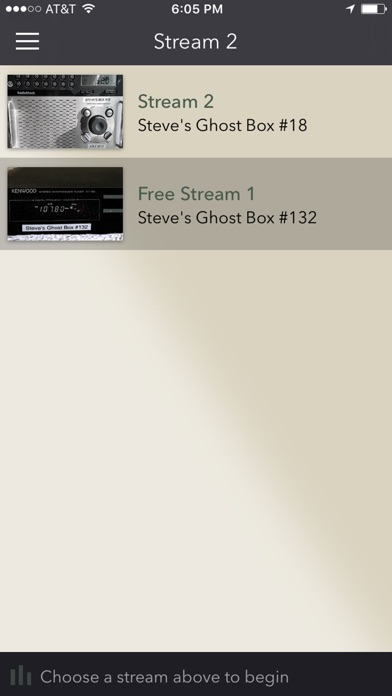 Live Ghost Box Stream 2_苹果商店应用信息下载量_评论_排名情况