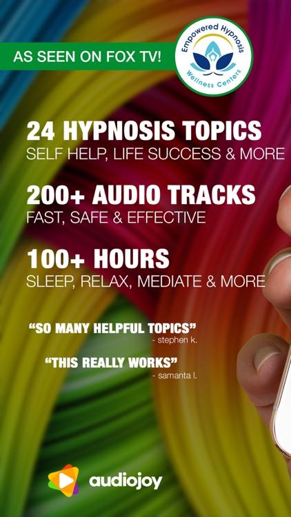 Empowered Hypnosis Audio Companion Meditation App