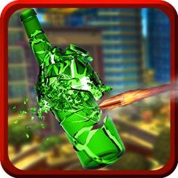 Bottle Shooting Master 3d