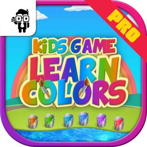 Pro Kids Game Learn Colors