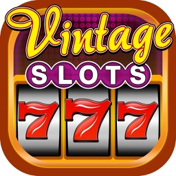 Vintage Slots Las Vegas - Old Slot Machine Games!