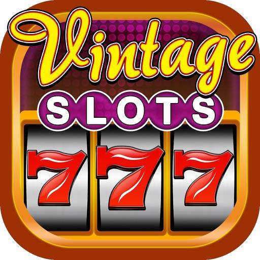 Vintage Slots Las Vegas - Old Slot Machine Games!