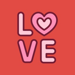Romance Stickers - Love for Valentine's Day 2017