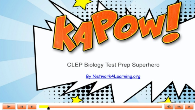 CLEP Biology Review
