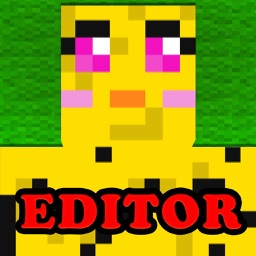 Animal Skin Editor + Packs For Minecraft PE+PC