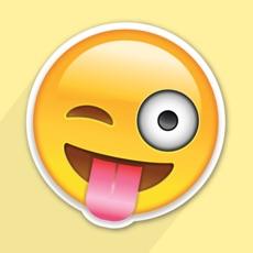 Activities of Fun Emoji Faces Hop
