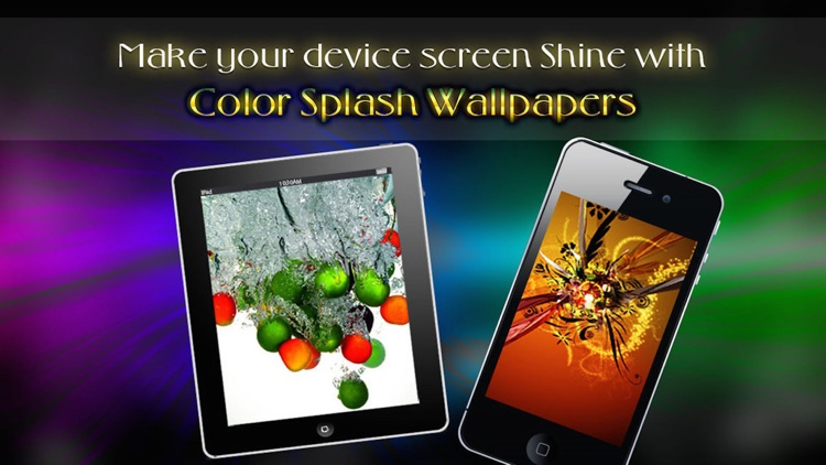 Color Splash Wallpapers √