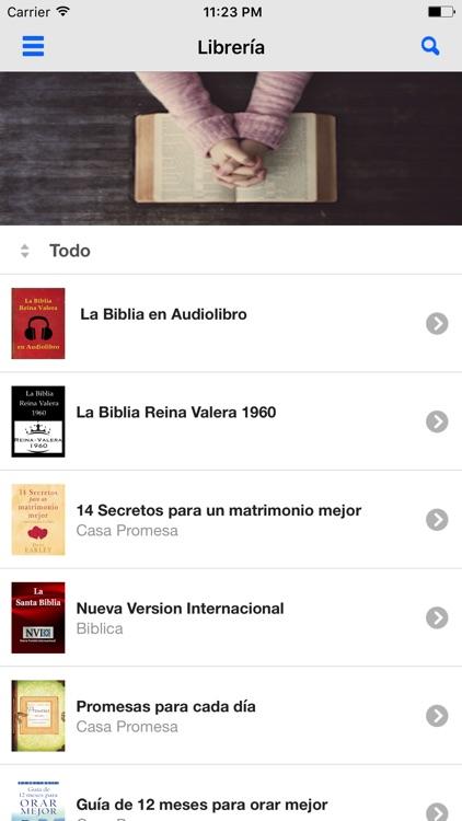 La Sagrada Biblia (Católica) screenshot-3