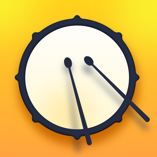 Drum Simulator - Epic Drum Set 3D - GO! iOS App