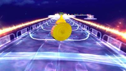 Rolling Ball 3D : Balance 3D Ball in Sky screenshot two