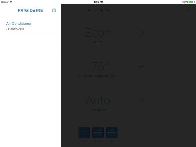 Frigidaire - Smart Appliances on the App Store