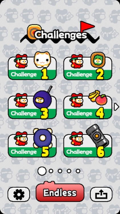 Ninja Spinki Challenges!! screenshot-1