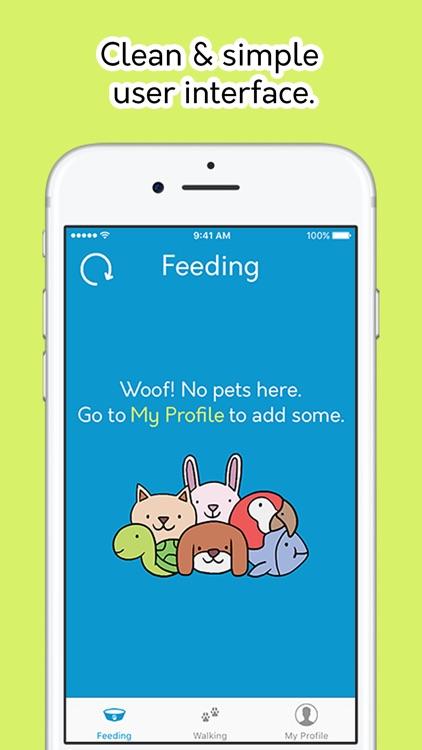Pet Day - Your pet journal & planner screenshot-4