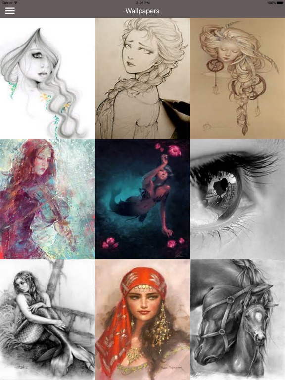 Drawing Ideas App Sketch Doodle Paint Images Ios Application