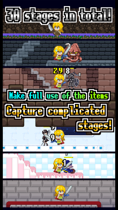 Tottoko Dungeon screenshot three