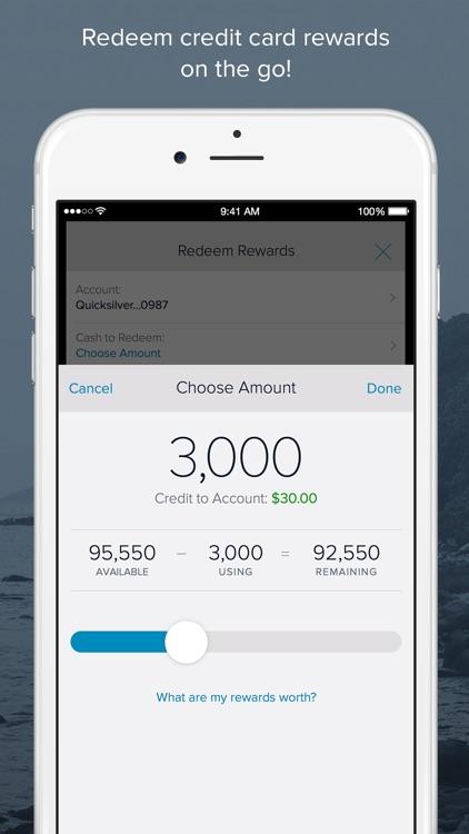 Capital One Mobile screenshot-4