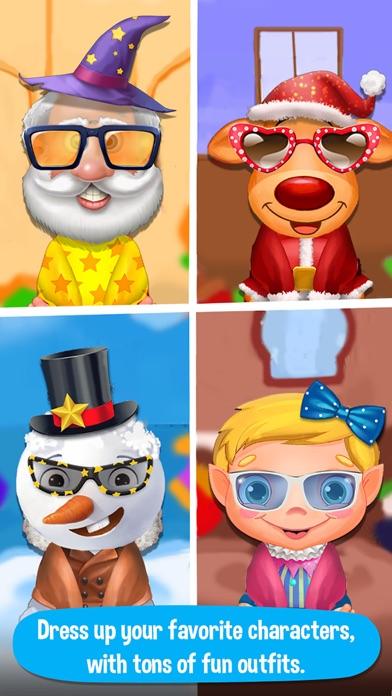 Little Santa Doctor! Snowman ER Christmas Hospital screenshot four