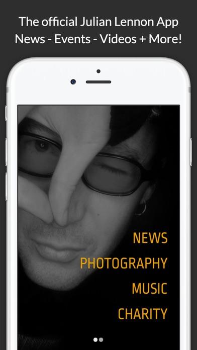 Julian Lennon screenshot one