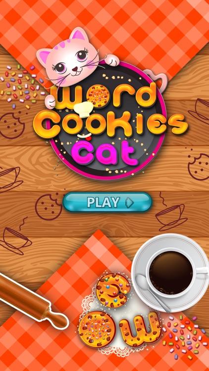 Word Cookies Cat