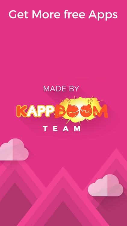 Cute Owl Stickers by Kappboom screenshot-3
