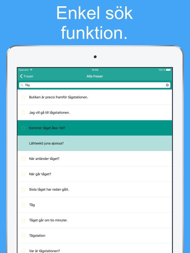 Lär dig finska ljudbok gratis