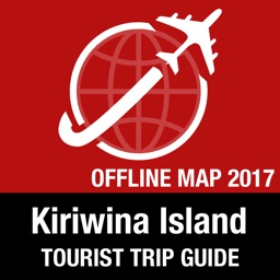 Kiriwina Island Tourist Guide + Offline Map