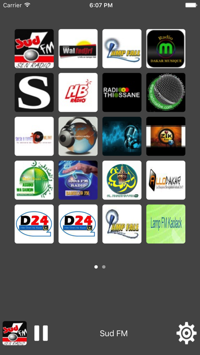 Radio Senegal - All Radio Stations screenshot one